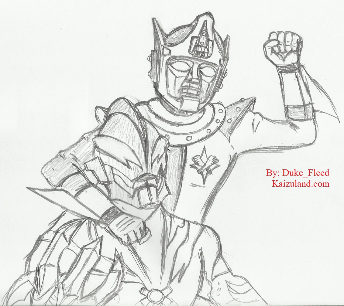 Learn How To Draw An Ultraman Ultraman Step By Step