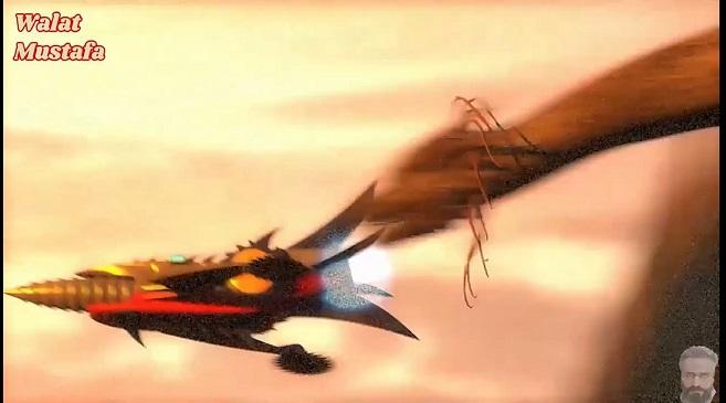 الاســـم:الرجل الحديدي ضد جيدورا .Izenborg vs King Ghidorah . 恐竜大戦争&#1.jpg المشاهدات: 190 الحجـــم:55.0 كيلوبايت